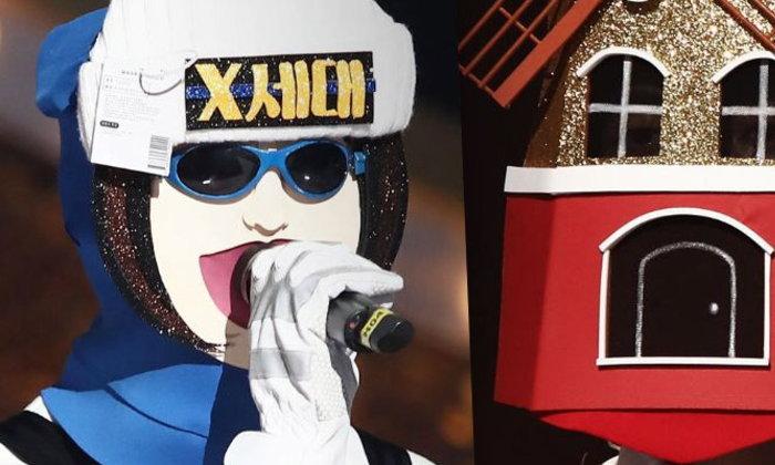 เมื่อ 2 ศิลปินจาก SM ต้องปิดบังกันเองเพื่อแข่ง King of Mask Singer