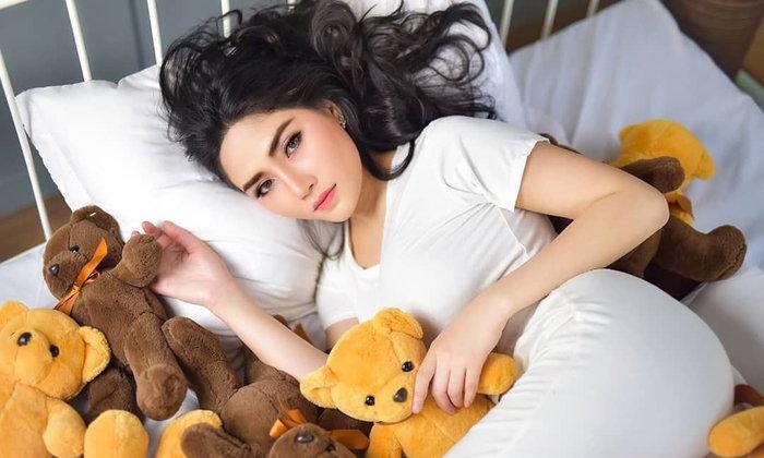 กุ๊ก ศิริวิมล นางแบบสาวไทยร่างใหญ่ อวบอึ๋มหุ่นดี ผิวน้ำผึ้งเซ็กซี่สุดๆ