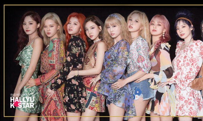 TWICE ทำสถิติใหม่เกิร์ลกรุปบน Gaon Chart ด้วยอัลบัม MORE  MORE