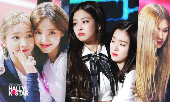 TWICE × BLACKPINK × Red Velvet