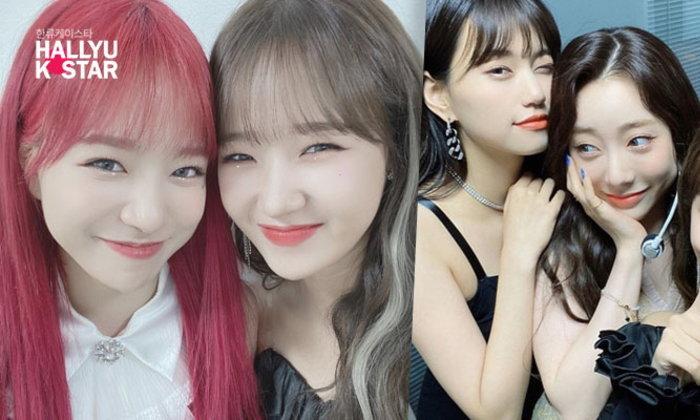 โมเมนต์ Lovestagrams ของ ชเวยูจอง Weki Meki กับความสนิทสนมของเกิร์ลกรุปต่างวง