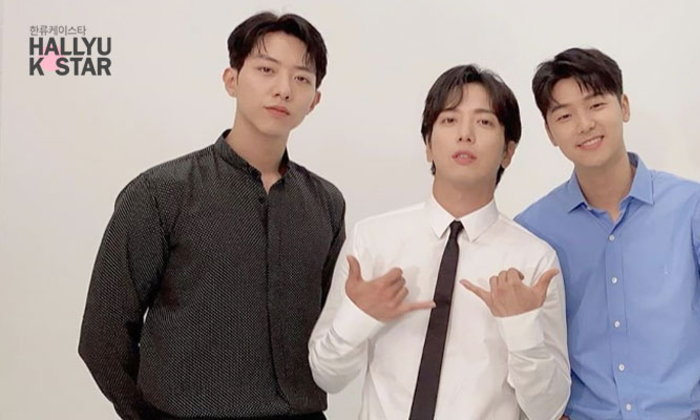 CNBLUE ตัดสินใจต่อสัญญาใหม่กับ FNC Entertainment