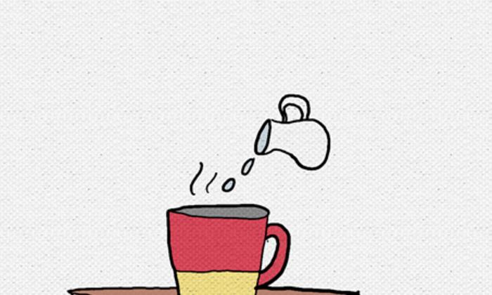KOFFEE KULTURE 001 เรือกาแฟในคลองกรุงเทพ
