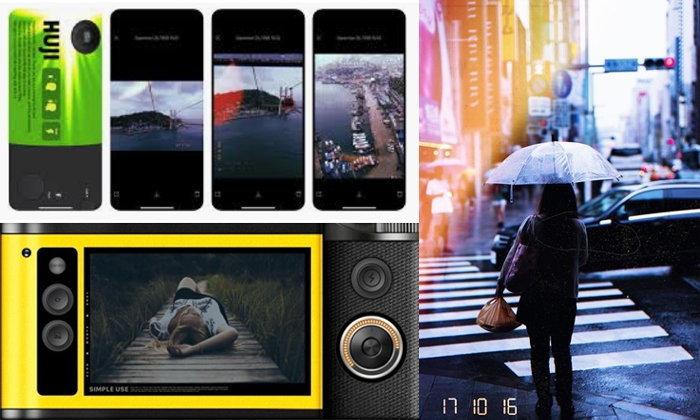 5 แอปฟรี ที่ถ่ายรูปสุดแนวรับทริปปลายปี