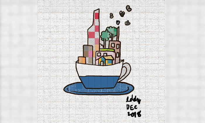 KOFFEE KULTURE เปลี่ยนเมืองด้วยกาแฟ