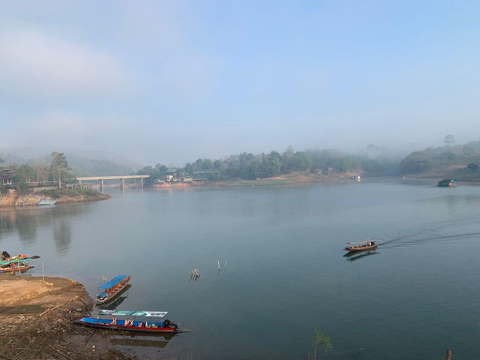 """หลงมนต์เมืองมอญ ตะลอนชอปปิ้ง""""เมืองสังขละบุรี"""""""