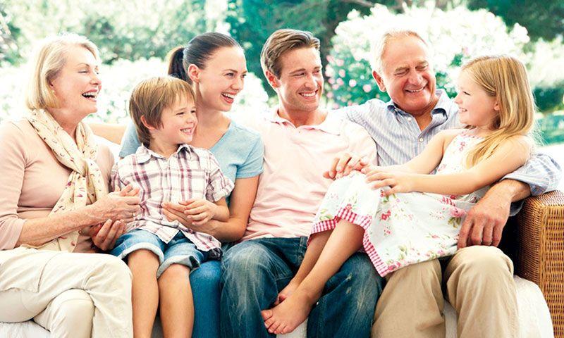 Familias y Relaciones en Tailandés ครอบครัว และความสัมพันธ์ต่างๆ เป็นภาษาไทย