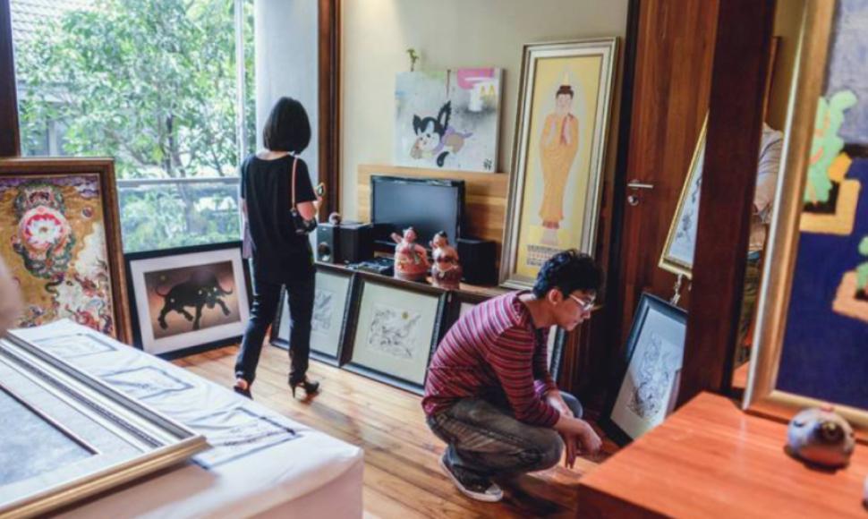 กลับมาแล้ว 'Hotel Art Fair Bangkok 2019' งานศิลปะที่จะเปลี่ยนห้องของโรงแรมให้กลายเป็นอาร์ตสเปซ
