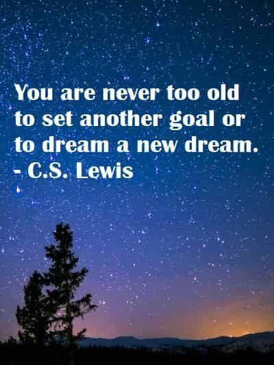 10 คำพูดให้กำลังใจสำหรับคนมีฝัน
