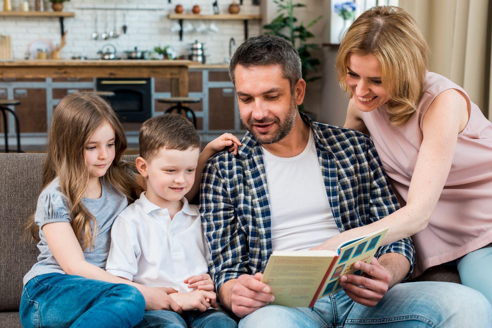 5 เทคนิคง่ายๆ ทำยังไงให้ลูกเป็นคนรักการอ่าน