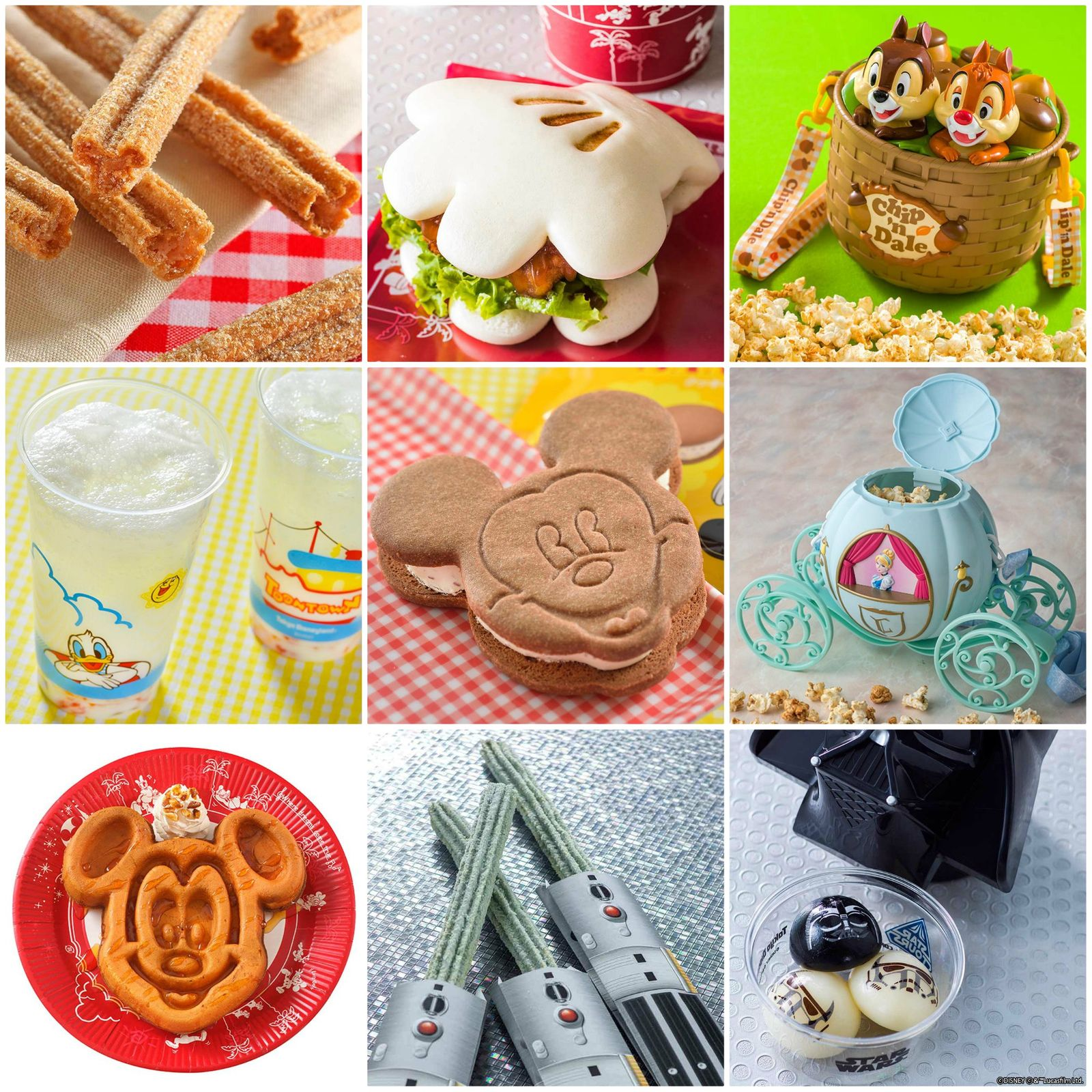 Disneyland Tokyo : Must-try เมนูที่มาแล้วต้องลอง!!