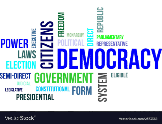 Flash Fiction : The Cause of Deconstruction Democracy Operation
