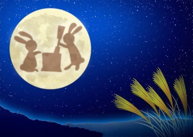 แม่กระต่ายบนดวงจันทร์