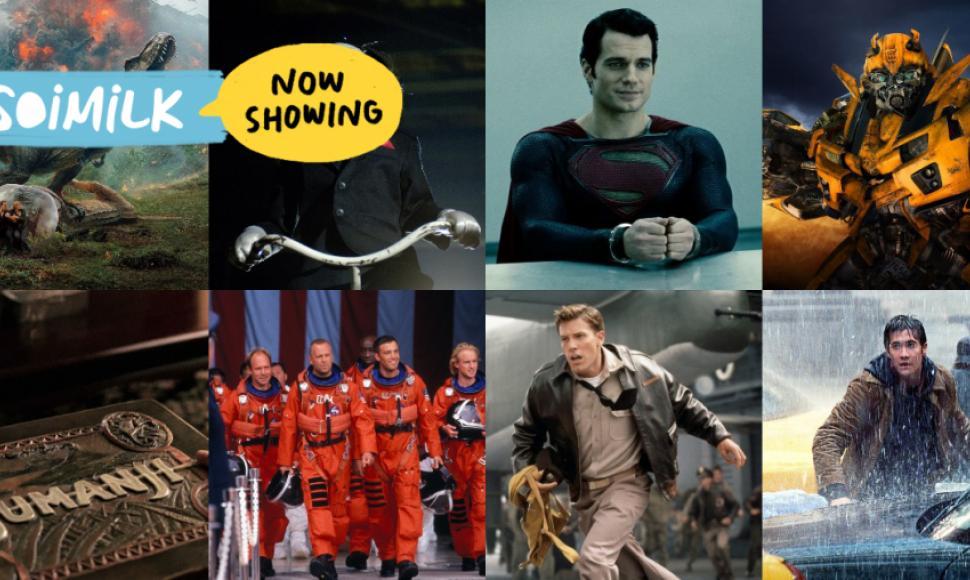 [Soimilk Now Showing] ยี้ที่ไหน ปังจะตาย รวม 9 ภาพยนตร์ที่คะแนนวิจารณ์ต่ำเวอร์ แต่คนดูอย่างเราชอบสุด ๆ