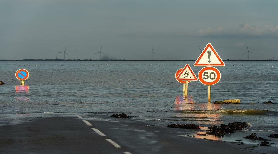 Passage de Gois หนึ่งในถนนที่อันตรายที่สุดในโลก ที่ ฝรั่งเศส