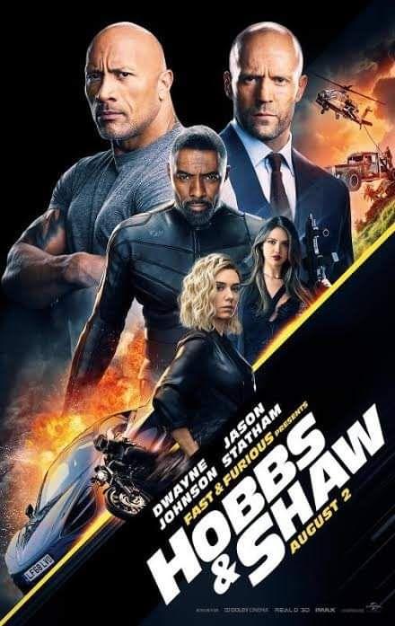 สปอยล์หนัง Fast And Furious Hob and Shaw