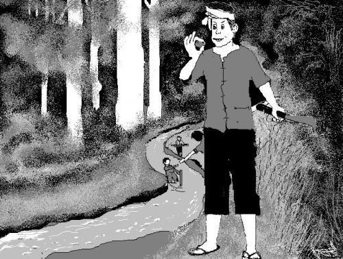 สารนิยาย : เหมืองป่า  บทที่ 1/1