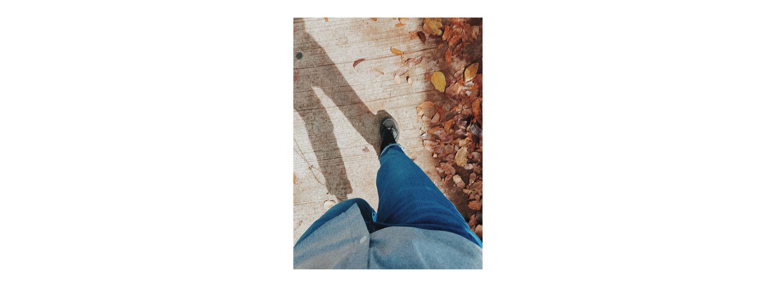 [ daily ] เดินสูดอากาศยามเช้า