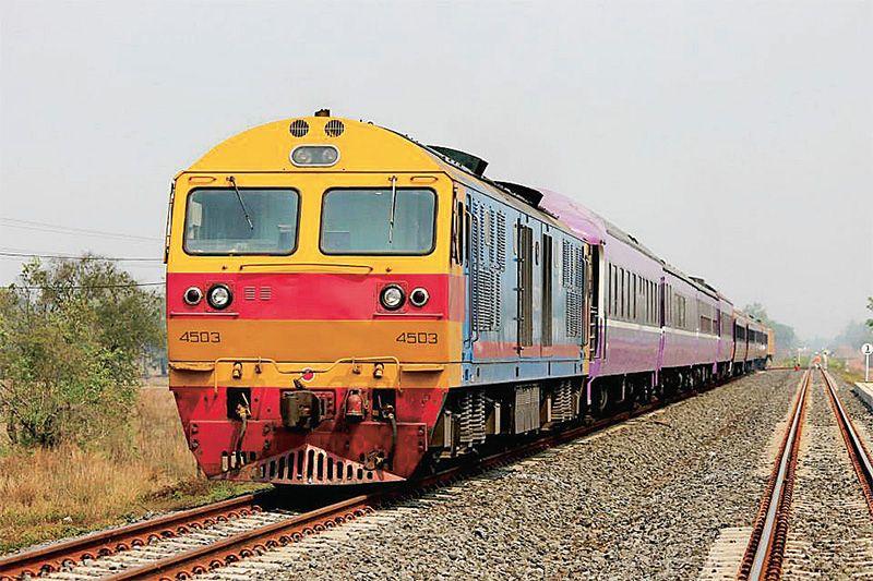 ประสบการณ์การเดินทางด้วยรถไฟครั้งแรกของผม