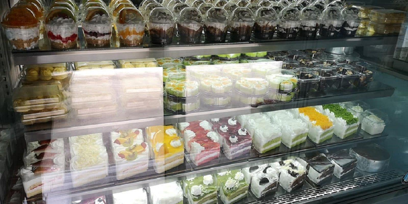 อยากกินเค้กนมสดอร่อย ราคาสุดแสนดีต่อใจ ต้องมาที่ร้านเค้กป้าจิน @สัตหีบ