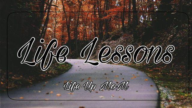 บทเรียนชีวิต...