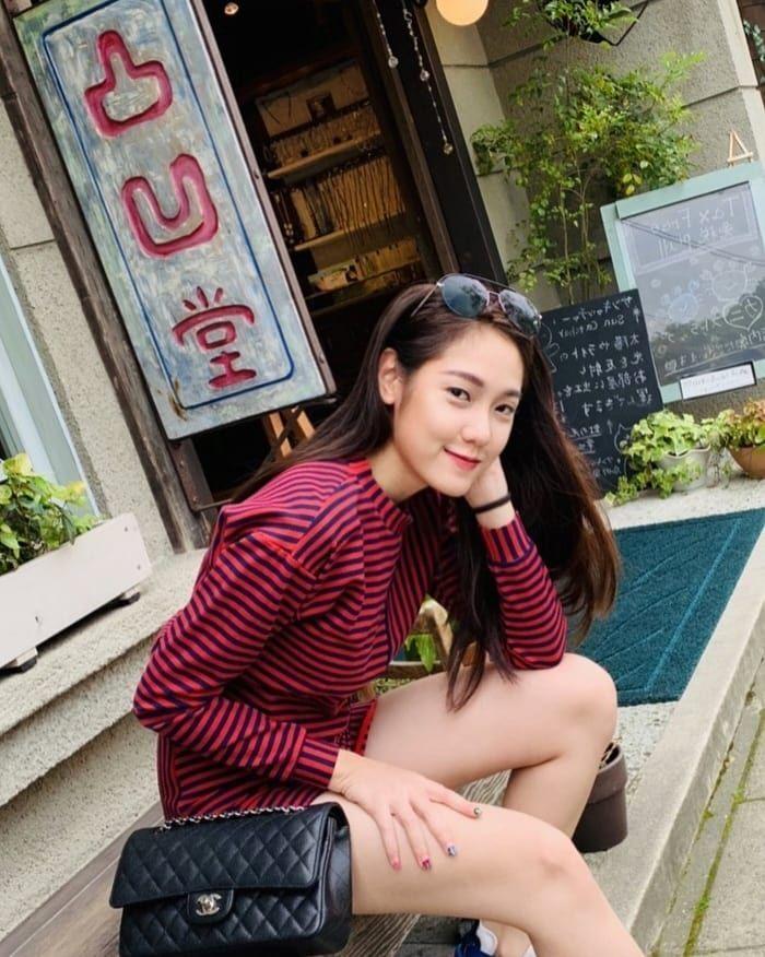น้อง ไอริน พริตตี้สาวไทยที่มาพร้อมความสวยใส น่ารัก และเซ็กซี่สุดๆ ไปเลย