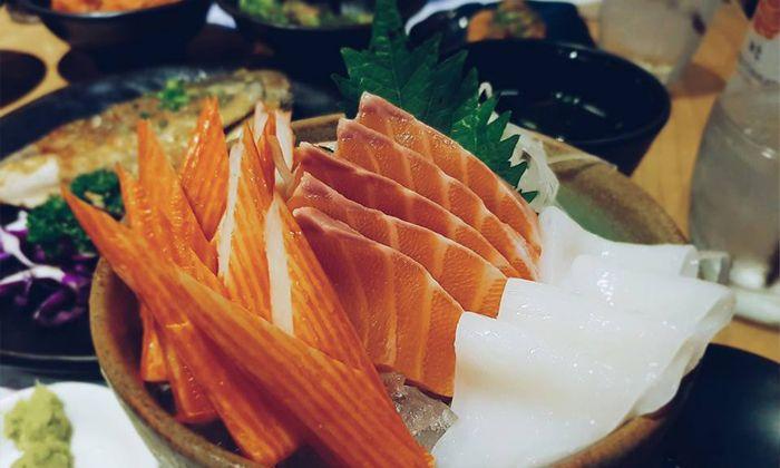 สายญี่ปุ่นห้ามพลาด NETA FISH&MEAT@The Street รัชดา