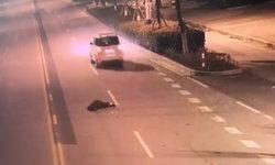 หญิงตกใจ สามีเมาเหล้าหายจากรถ ที่แท้ร่วงอยู่กลางทาง