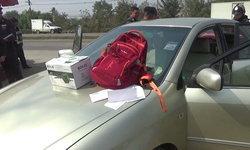 สุดงง สาวทอมจี้ชิงรถ ทิ้งเก๋งให้เหยื่อขับตาม แจ้ง ตร.ไล่จับทัน
