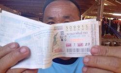 วิญญาณพ่อให้โชค ภารโรงซื้อลอตเตอรี่ตามความฝัน รับทรัพย์ 12 ล้าน