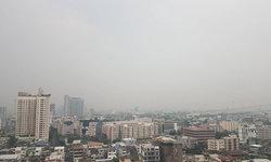 ไม่ใช่หมอก! กรุงเทพฯ อากาศขมุกขมัว ค่าฝุ่นละอองพุ่งสูงใกล้วิกฤต