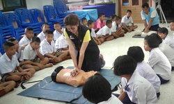 พยาบาลสาวสะเทือนใจ คนถูกไฟช็อต ญาติเอาทรายกลบ-กรอกเหล้าขาว