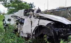 """ทีมกู้ภัยเผยนาทีช่วยเหลือ """"น้องอิน ณัฐนิชา"""" ดาราสาวประสบอุบัติเหตุเสียชีวิต"""