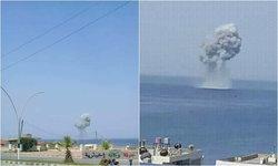 เครื่องบินขับไล่ SU-30 ของรัสเซีย ตกในซีเรีย-นักบินเสียชีวิต 2 ราย
