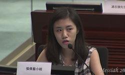 """วิจารณ์ยับ ประธานนักศึกษาฮ่องกงลั่น """"อยากอ้วกทุกครั้งที่ฟังเพลงชาติจีน"""""""