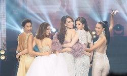 ไฟนอลวอล์คส่งท้าย ปิดฉากซีซั่นสุดแซ่บ The Face Thailand 4 All Stars