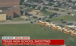 มือปืนกราดยิงกลางโรงเรียนรัฐเท็กซัส สังเวยชีวิตอย่างน้อย 10 ศพ