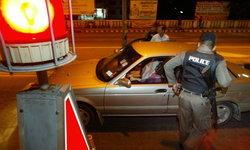 เทศกาลสงกรานต์ 4 วัน ยึดรถเมาขับ 7,067 คัน ดำเนินคดีผู้กระทำผิดนับแสนราย