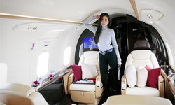 ส่องชีวิตหรูหรา ศรีริต้า เจนเซ่น ออนทัวร์ยุโรป นั่งเครื่องบินส่วนตัว