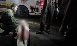 หนุ่มใหญ่ดวงกุด เดินอยู่ดีๆ ถูกรถชนดับคาโค้งหักศอก คู่กรณีเผ่นหนี