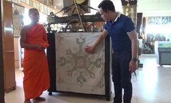 สุดทึ่ง! รวมสุดยอดผ้ายันต์เก่าแก่กว่า 200 ปี ลงอักขระโดยเกจิอาจารย์สมัยโบราณ