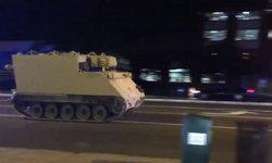 แตกตื่น! ตำรวจเวอร์จิเนียไล่ล่าทหารขโมยรถถังกองทัพ พบขับมาไกลกว่า 100 กม.