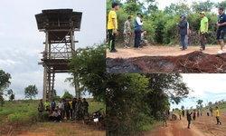 สุดล้ำ! ลุยตั้งกล้องคาเมร่าแคปจับพิกัดช้างป่า ผลักดันออกนอกเขตทำกินของชาวบ้าน