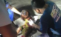 เด็กหญิงแขนขาดปลอดภัยแล้ว แม่ยังไม่พร้อมเปิดใจ เฝ้าโทษตัวเอง