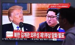 """""""จรวดข้ามทวีปติดหัวระเบิดไฮโดรเจน"""" คือหัวข้อสนทนาของ """"ทรัมป์-คิม"""""""