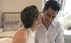 """ร้องว้าว เมื่อโฟกัสของขวัญที่ """"ซี"""" ให้ """"เอมี่"""" วันครบรอบแต่งงาน 4 ปี"""