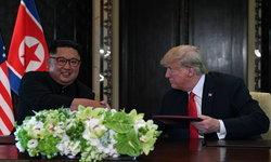 สันติภาพโลก! ทรัมป์-คิม ลงนามสัญญาร่วมยุติอาวุธนิวเคลียร์ 'อย่างสิ้นเชิง'