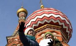 """ส.ส.รัสเซียสอนหญิง! งด """"ฟีตเจอริ่ง"""" หนุ่มมาเชียร์บอลโลก หวั่นเป็น """"ซิงเกิลมัม"""""""