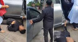 สาวค้าง 7 งวดแจง ตกใจเหยียบหนุ่มไฟแนนซ์ ทนายชี้ผิดทั้งสองฝ่าย ยึดรถไม่ได้ต้องมีคำพิพากษา