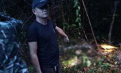 เงาะป่าซาไก ผงะ ออกไปหาสมุนไพร พบศพถูกทิ้งกลางป่าเขาบรรทัด
